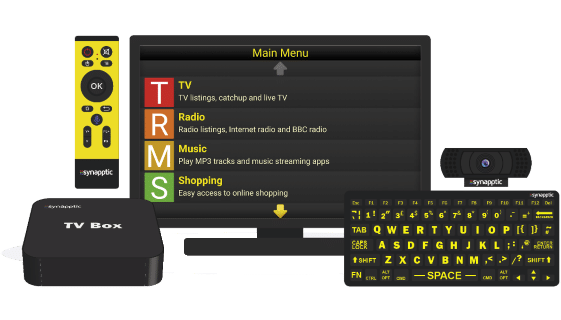 Synapptic TV Box